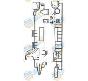 DODGE RAM (SIN OVERFLOW) - CHRYSLER - ENT