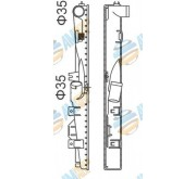 260E/300E/ - MERCEDES BENZ - ENT