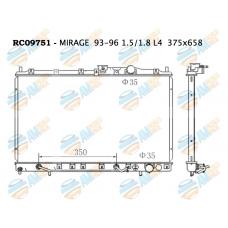 MITSUBISHI  MIRAGE 375x658 96-93 1.5/1.8 L4