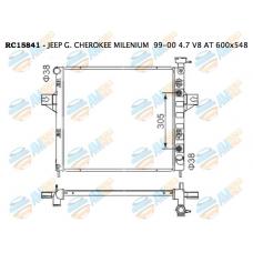 JEEP GRAND CHEROKEE MILENIUM 600x548 00-99 4.7 V8  AT