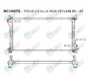 FOCUS 2.0 Lts L4PA26