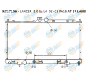 LANCER 2.0Lts L4