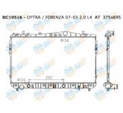 CHEVROLET OPTRA 375x695 07-05 2.0 L4 16 AT