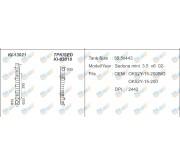 SEDONA 3.5 V6 - KIA - ENT