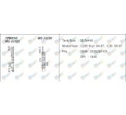 C280 6C 94 - MERCEDES BENZ - ENT/SAL